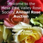 2014 Rose Auction